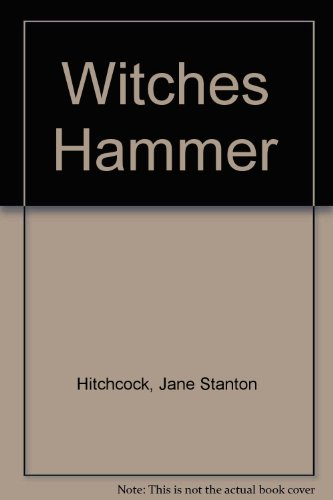 9781401359829: Witches Hammer
