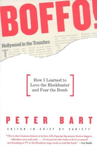 9781401360283: BOFFO!: How I Learned to Love the Blockbuster and Fear the Bomb