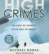 9781401388935: High Crimes CD