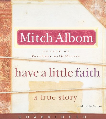 9781401394196: Have a Little Faith: A True Story
