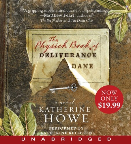 9781401395155: The Physick Book of Deliverance Dane