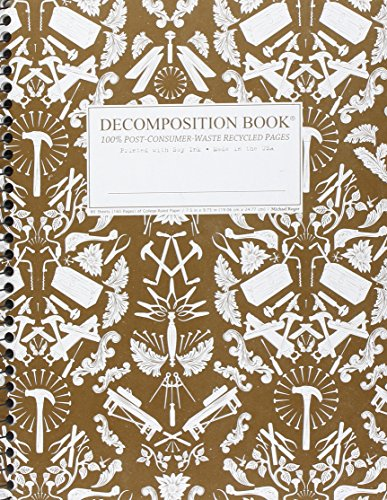 Nailed It Coilbound Decomposition Ruled Book: Not Available