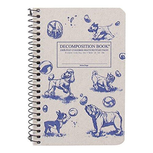 Dogs & Bubbles Pocket Decomposition Book: Michael Roger Inc.