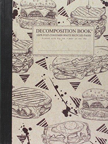 Sandwich Arts Decomposition Book: Michael Roger Inc.