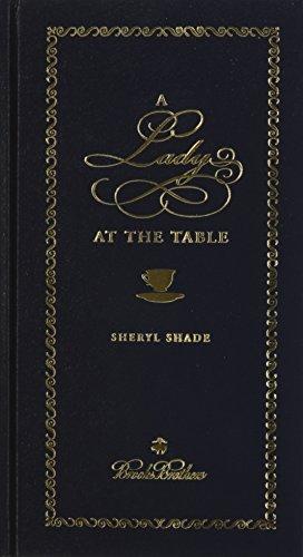 Lady at the Table: Shade, Sheryl