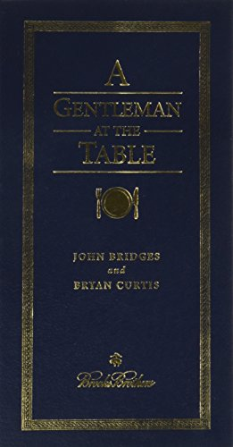 9781401602116: A Gentleman at the Table