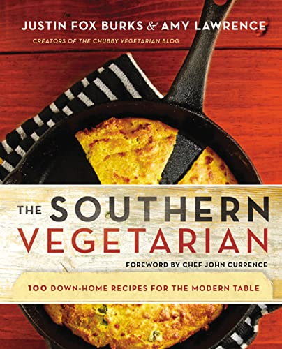 9781401604820: The Southern Vegetarian Cookbook: 100 Down-Home Recipes for the Modern Table