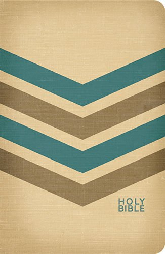 9781401674601: Holy Bible: New King James Version Tan / Brown / Blue Flexible Cloth Ultraslim (Classic Series)