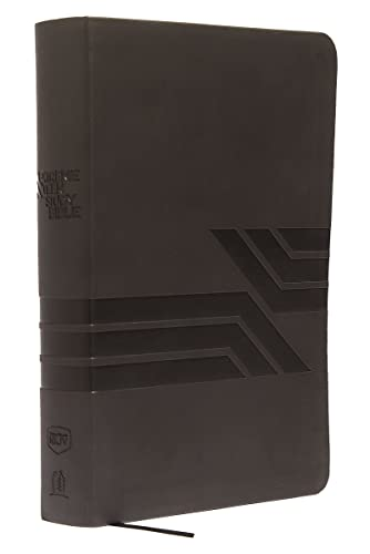 9781401674748: NKJV, Extreme Teen Study Bible, Imitation Leather, Gray: Real Faith for Real Life