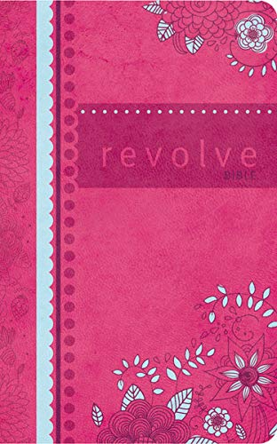 9781401674755: NCV, Revolve Bible, Leathersoft, Pink: The Perfect Bible for Teen Girls