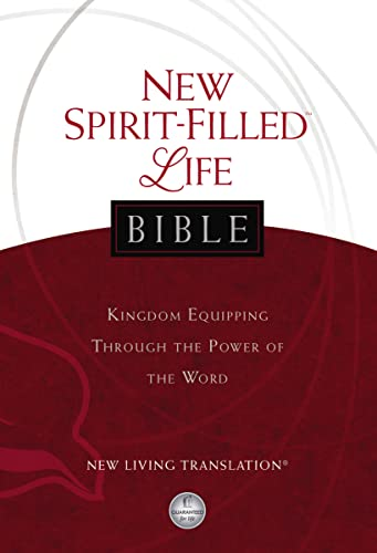 9781401674991: NLT, New Spirit-Filled Life Bible, Hardcover: Kingdom Equipping Through the Power of the Word (Signature)
