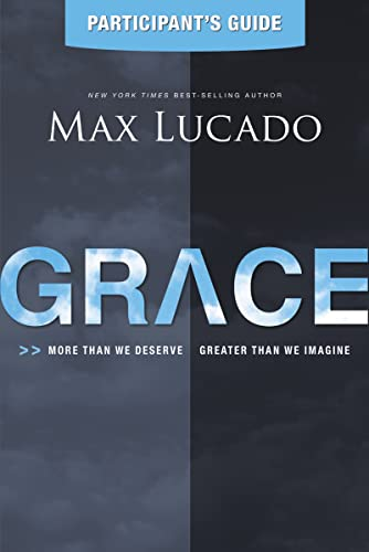 Grace: More Than We Deserve, Greater Than: Max Lucado, Amanda