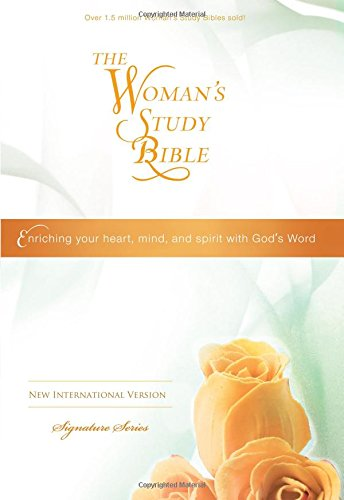 Woman's Study Bible-NIV-Signature (Hardcover): Thomas Nelson Publishers