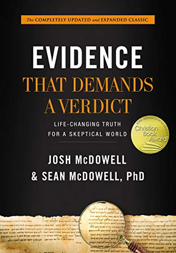 9781401676704: Evidence That Demands a Verdict: Life-Changing Truth for a Skeptical World