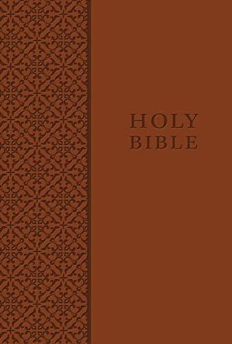 Study Bible-KJV-Personal Size Signature (Imitation Leather): Thomas Nelson Publishers