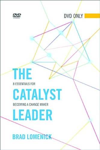 9781401677718: The Catalyst Leader DVD Only: 8 Essentials for Becoming a Change Maker