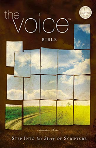 9781401678494: The Voice Bible: Step into the Story of Scripture