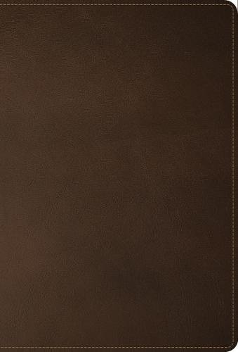 9781401678982: Holy Bible: King James Version, Earth Brown Leathersoft, Ultraslim Edition
