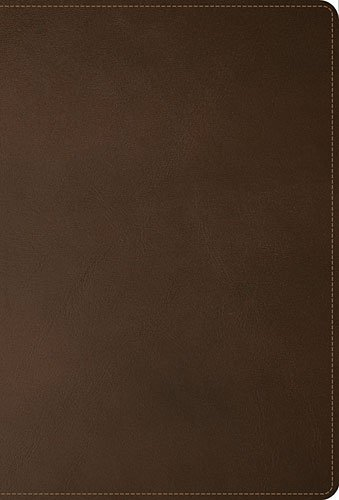9781401679002: The Holy Bible: King James Version, Earth Brown, Leathersoft, Ultraslim Edition (Classic)