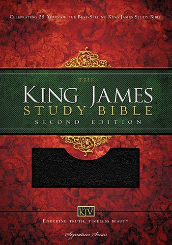9781401679583: King James Study Bible: Second Edition