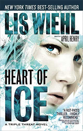 9781401685041: Heart of Ice (A Triple Threat Novel)