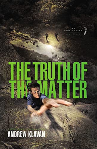 9781401685201: The Truth of the Matter (The Homelanders)