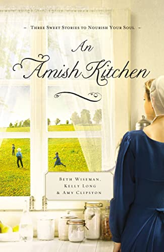 An Amish Kitchen (Paperback)