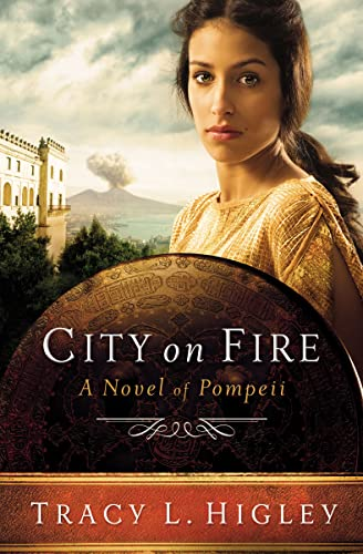 9781401687526: City on Fire: A Novel of Pompeii
