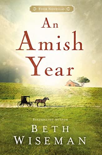 An Amish Year: Four Amish Novellas (Paperback)