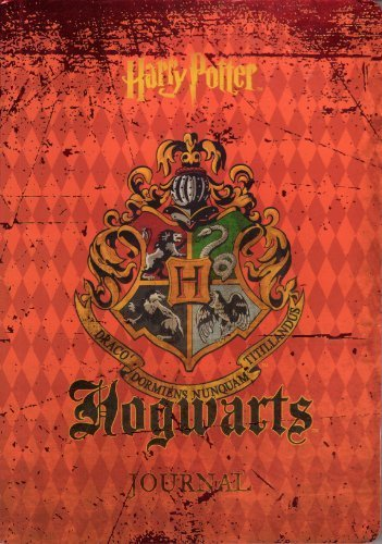 9781401765606: Harry Potter Hogwarts Red Bound Journal