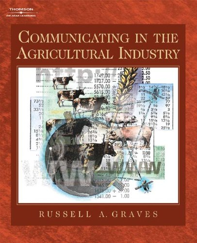 9781401808891: Communicating in the Agriculture Industry (Applied English)