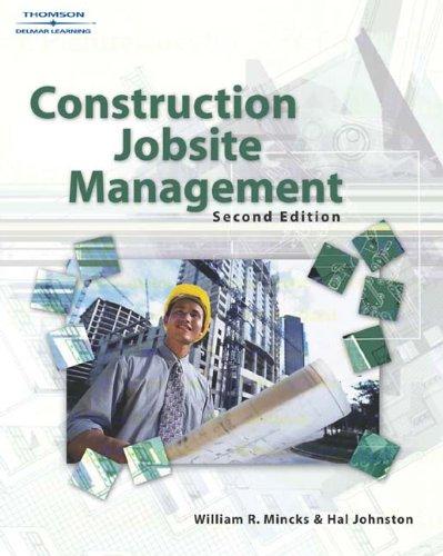 9781401809126: Construction Jobsite Management