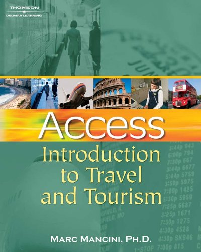 9781401809881: Access: Introduction to Travel and Tourism