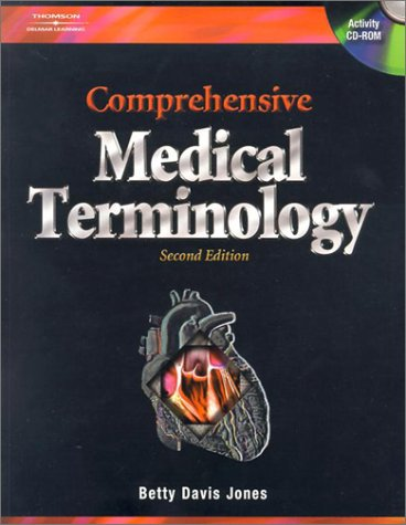 9781401810047: Comprehensive Medical Terminology