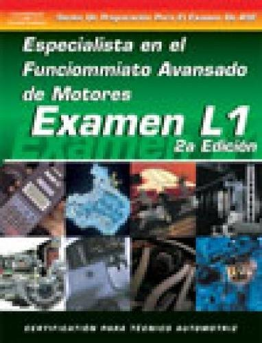 9781401810221: ASE Test Prep Series -- Spanish Version, 2E (L1): Advanced Engine Performance Specialist (Delmar Learning's ASE Test Prep Series)