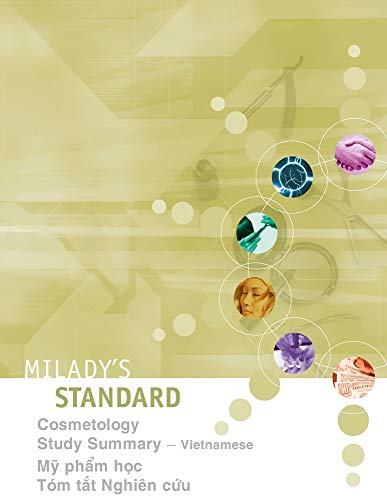 9781401810832: Milady's Standard: Cosmetology Study Summary, Vietnamese (Vietnamese Edition)