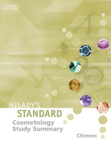 9781401810856: Standard Text of Cosmetology Study Summary Chinese (Mandarin Chinese Edition)