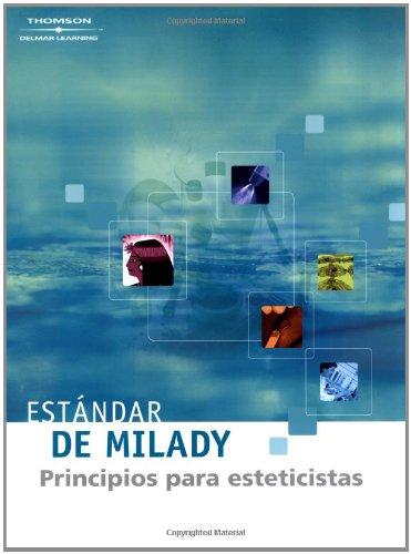 9781401811594: Estándar de Milady: Fundamento para esteticistas (Spanish Edition)