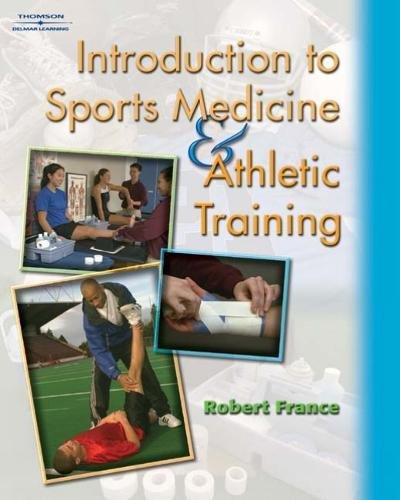 9781401811990: Introduction to Sports Medicine & Athletic Training