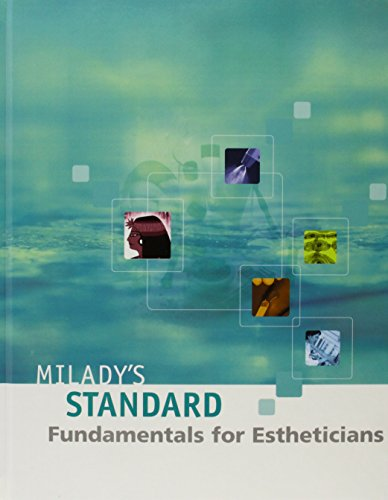 9781401812652: Milady's Standard Fundamentals for Estheticians