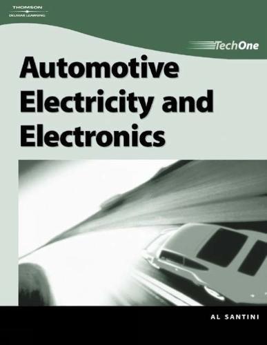 9781401813949: TechOne: Automotive Electricity & Electronics