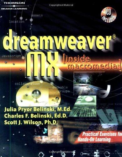 Dreamweaver MX (Inside Macromedia): Belinski, Julia Pryor;