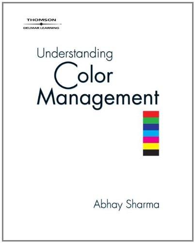 9781401814472: Understanding Color Management (Graphic Design/Interactive Media)