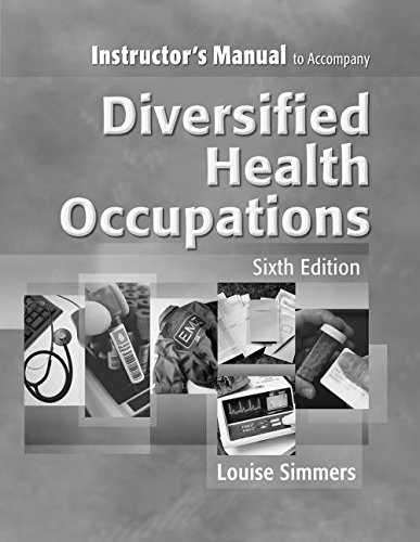 9781401814588: Iml Diversified Hlth Occupatio