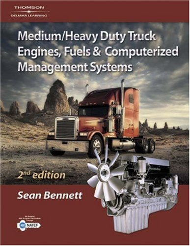 9781401814991: Medium/Heavy Duty Truck Engines, Fuel & Computerized Management Systems, 2E