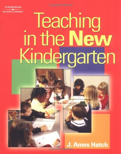 9781401817534: Teaching in the New Kindergarten