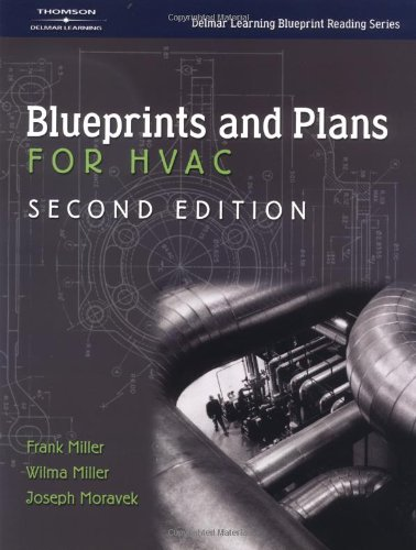 9781401818173: Blueprints and Plans for HVAC (Delmar Learning Blueprint Reading)