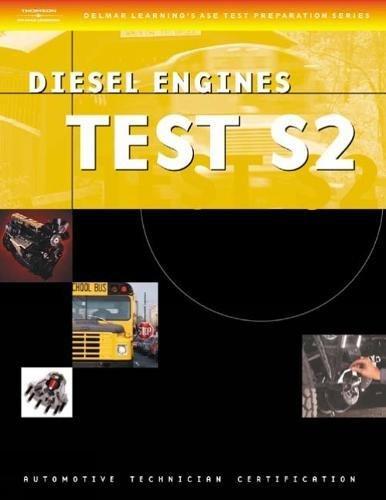 9781401818241: ASE Test Preparation Series: School Bus (S4) Brakes (DELMAR LEARNING'S ASE TEST PREP SERIES)