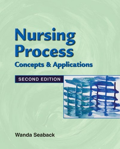9781401819897: Nursing Process Concepts and Application
