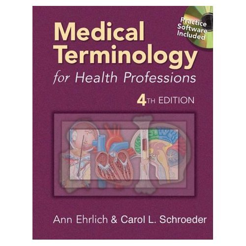 9781401821739: Medical Terminology for Health Professions